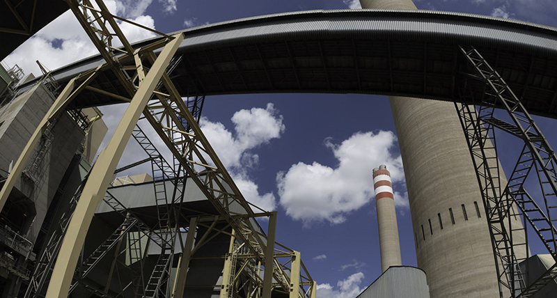 Case Study, Eskom, Matimba power plant